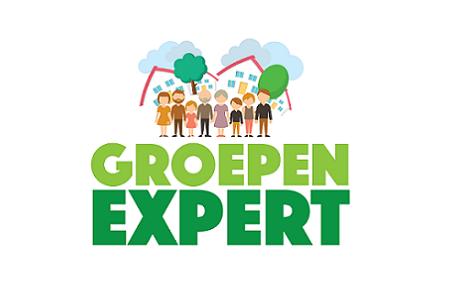 Groepen Expert logo